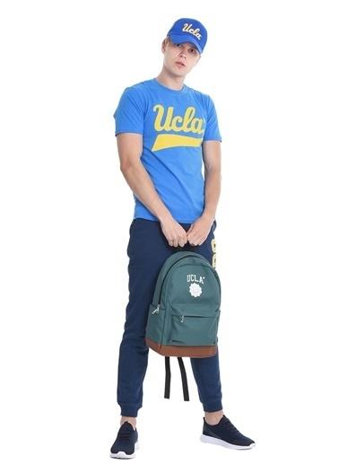 UCLA UCLA Margan Mavi T-Shirt Mavi